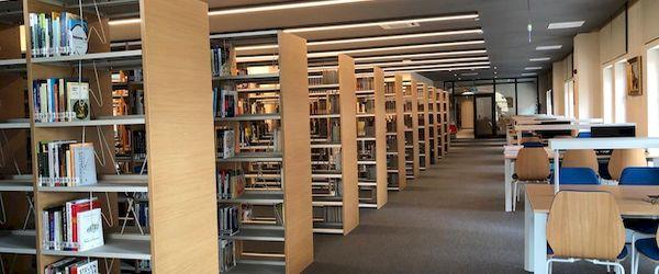 külliye 7 kütüphane